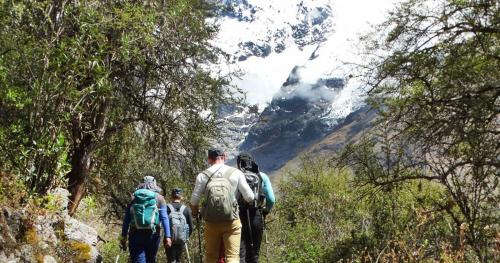 Salkantay To Classic Inca Trail Expedition