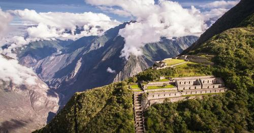 The Combo Expedition: Choquequirao & Machu Picchu